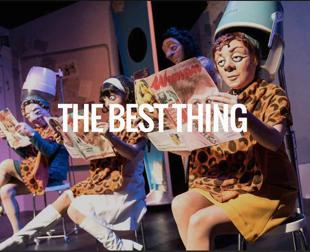Photo from The Best Thing by Vamos Theatre